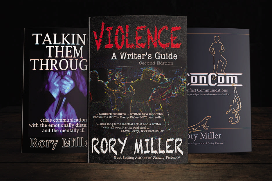 Books by Rory Miller